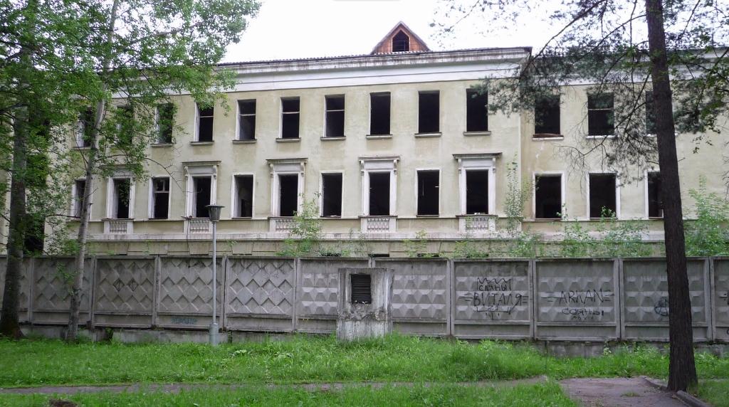 Zheleznogorsk - Buildings Street View