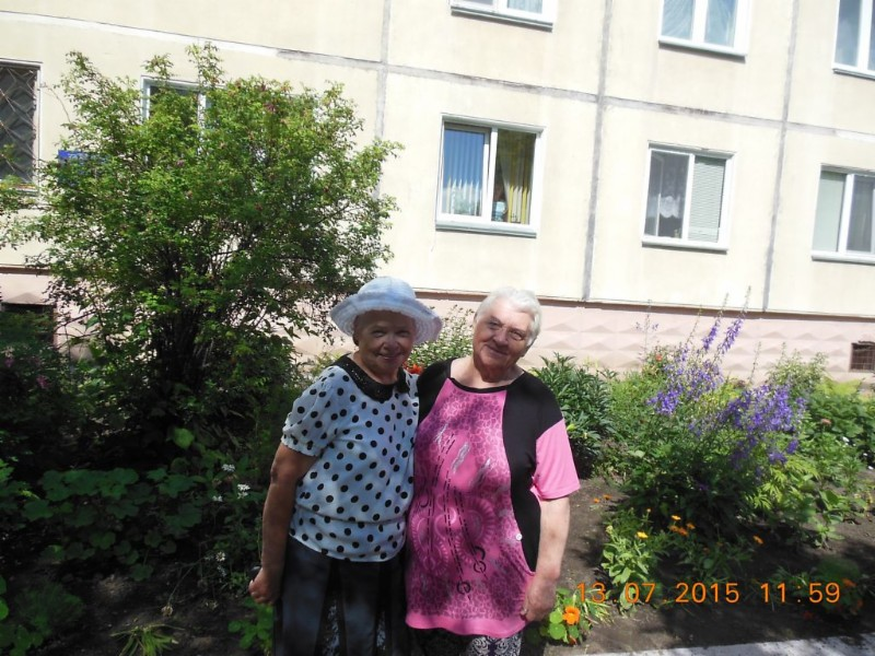 Zheleznogorsk - Courtyard Where I live 4