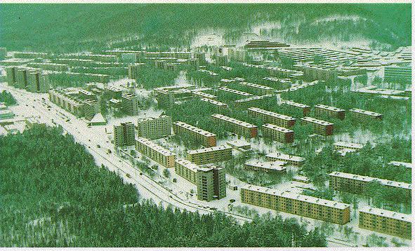 Zheleznogorsk - Krasnoyarsk Krai - Depressing