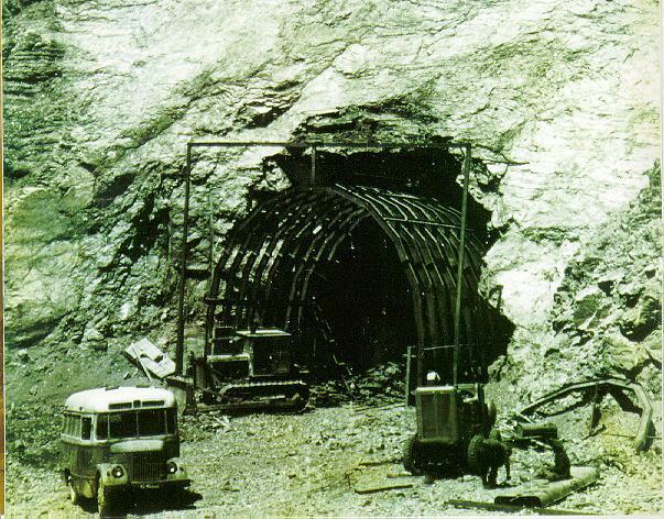 Zheleznogorsk - Krasnoyarsk Krai - Granite Cavern