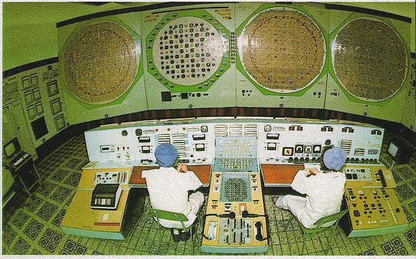 Zheleznogorsk - Krasnoyarsk Krai - Nuclear Plant 2