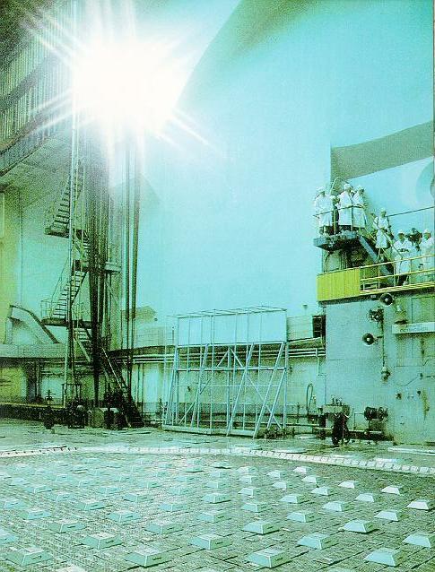 Zheleznogorsk - Krasnoyarsk Krai - Nuclear Plant