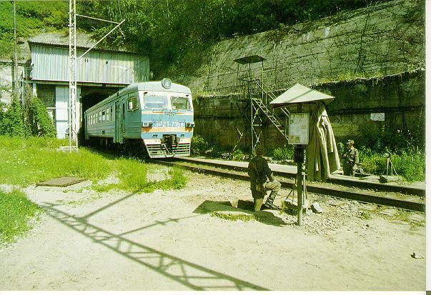 Zheleznogorsk - Krasnoyarsk Krai - Train