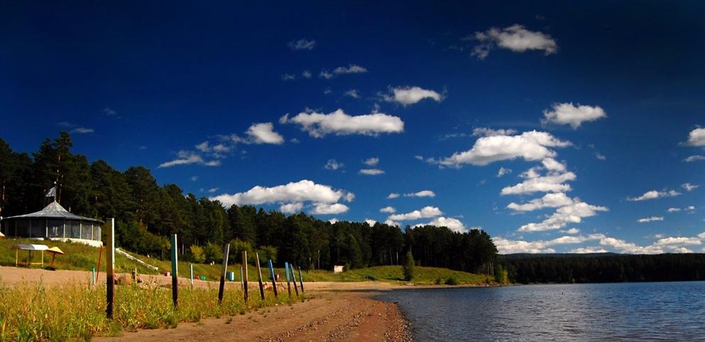 Zheleznogorsk - Summer Lake
