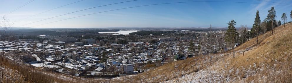 Zheleznogorsk - Valley Town