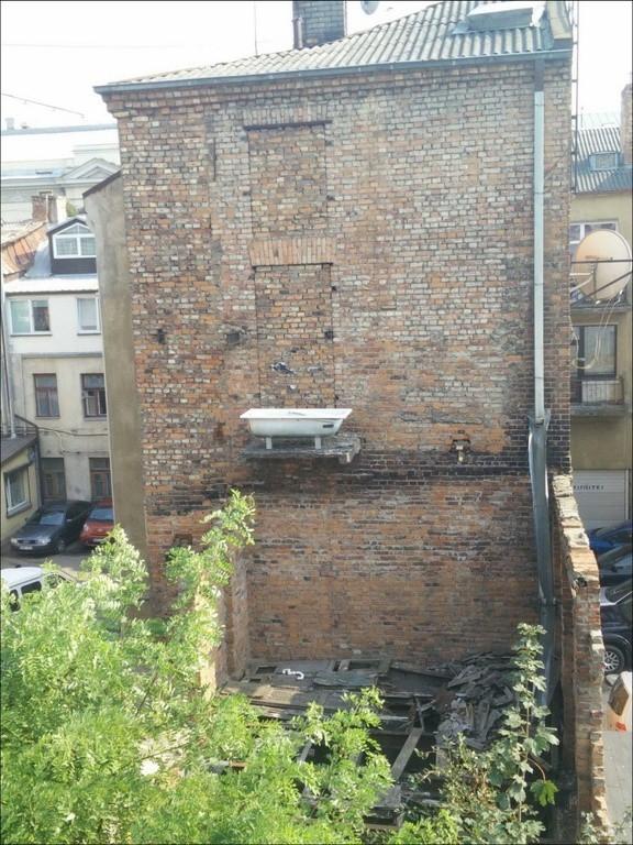 Hilarious Balconies - Bath