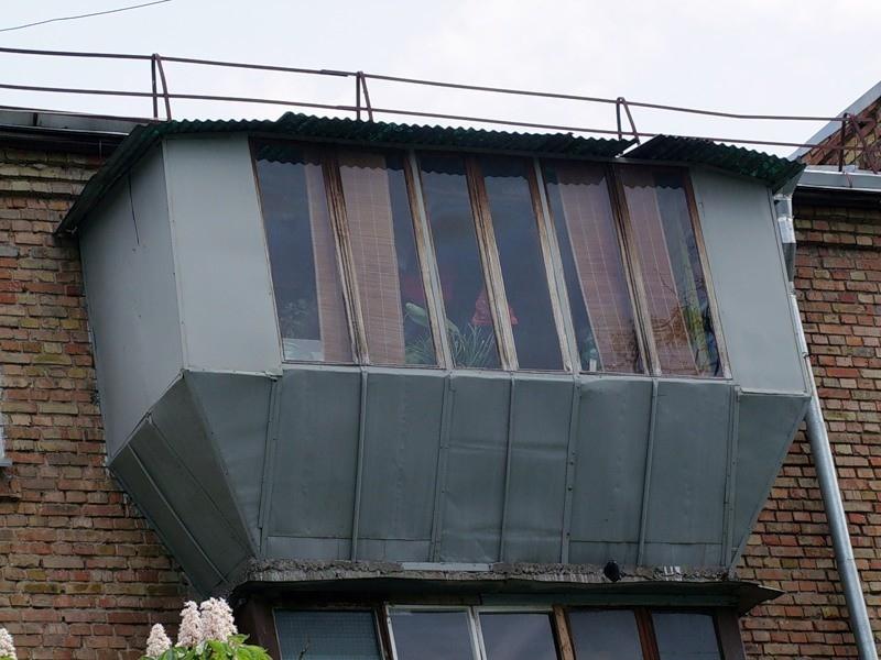 Hilarious Balconies - Modern Design