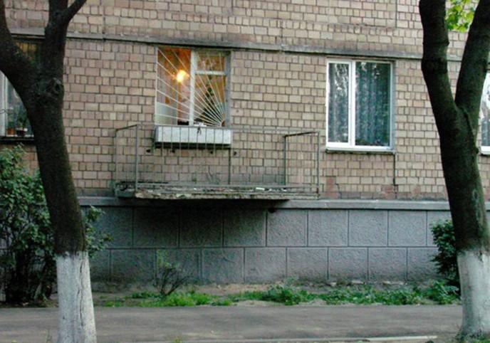 Hilarious Balconies - No Door