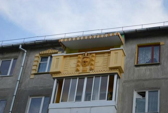Hilarious Balconies - Posh Design