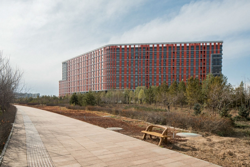 Kangbashi New Area Ordos Abandoned Mongolia