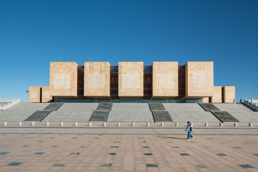 Kangbashi New Area Ordos- Amazing Spaces