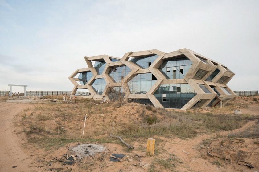 Kangbashi New Area Ordos- Strange Architecture