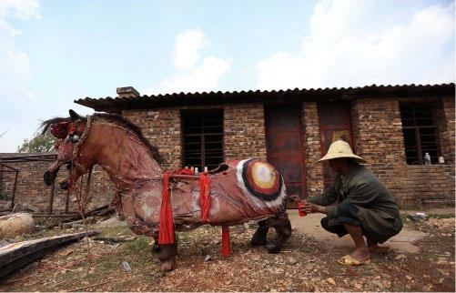 Predictions 2016 - China Horse