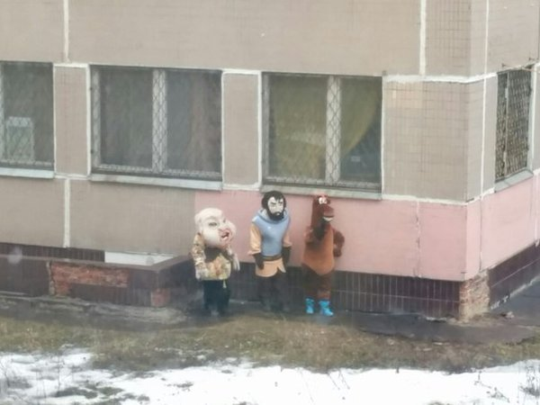 Awesome Photos From Russia - Creepy Freaks