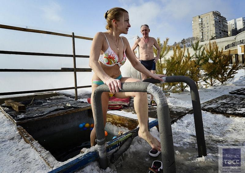 Blagoveshchensk Ice Swimming Blaga 3