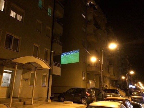 Awesome Russia - Outdoor Cinema