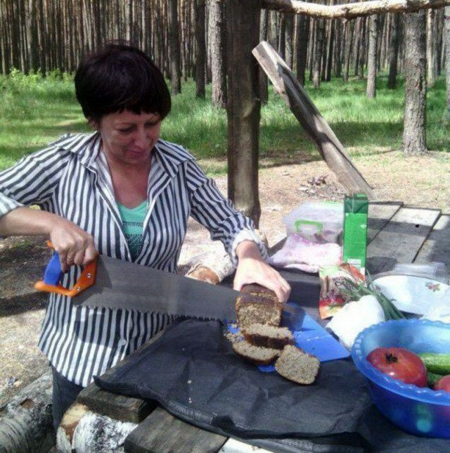Awesome Russia - Picnic In Siberia
