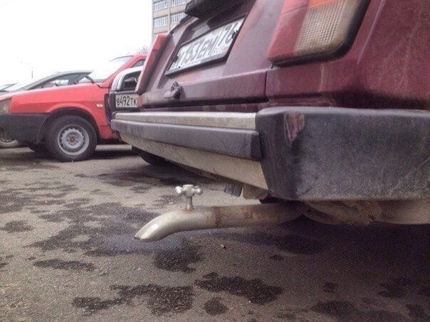 Awesome Russia - Tap Exhaust