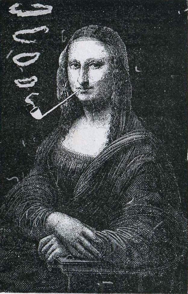 INCOHERENTS MONA LISA