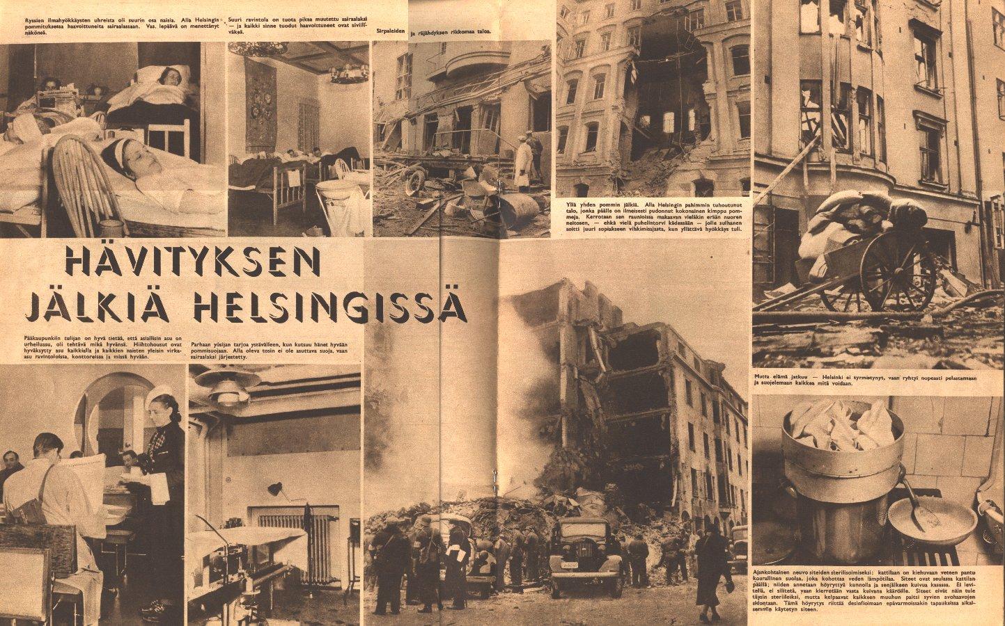 Finnish Newspaper