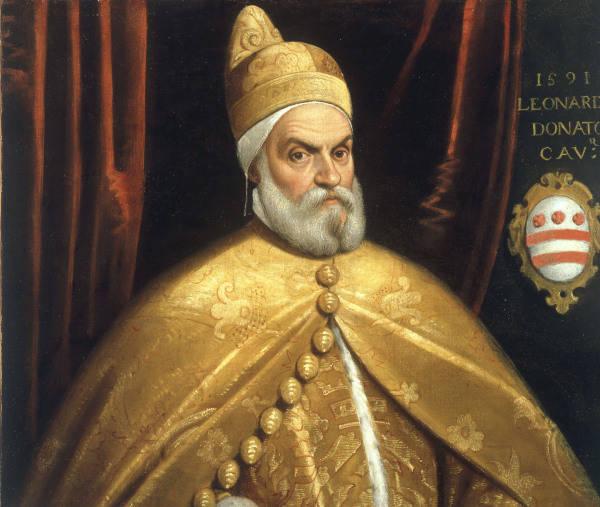 Leonardo Donato / Gemaelde - Leonardo Donato / Painting / C17th - Leonardo Donato / Peinture