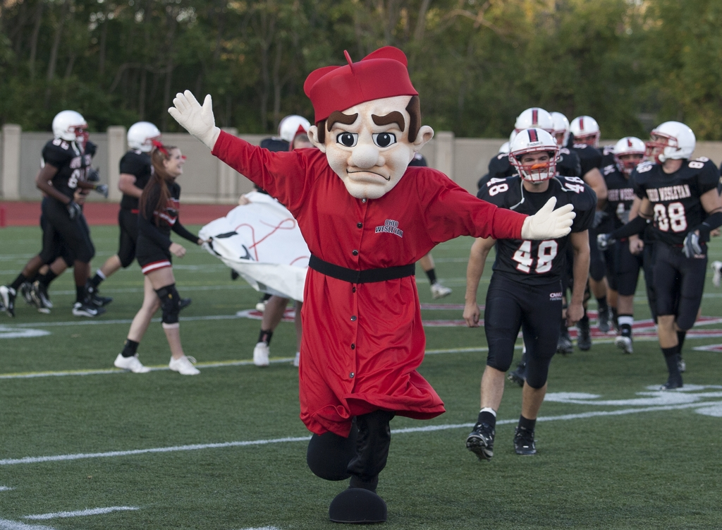 College Mascots - The Battling Bishop2