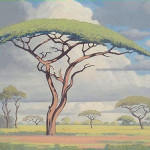 Jacobus Hendrik Pierneef's Beautiful African Landscapes