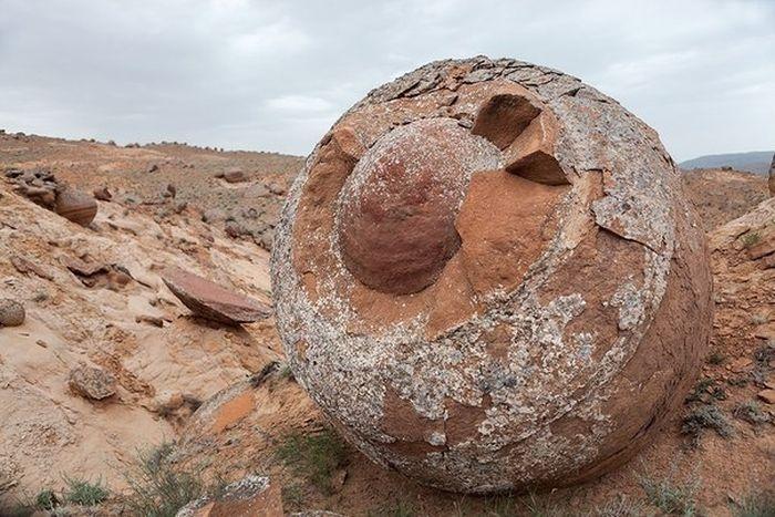 Mangystau, Kazakhstan Stone Balls 3