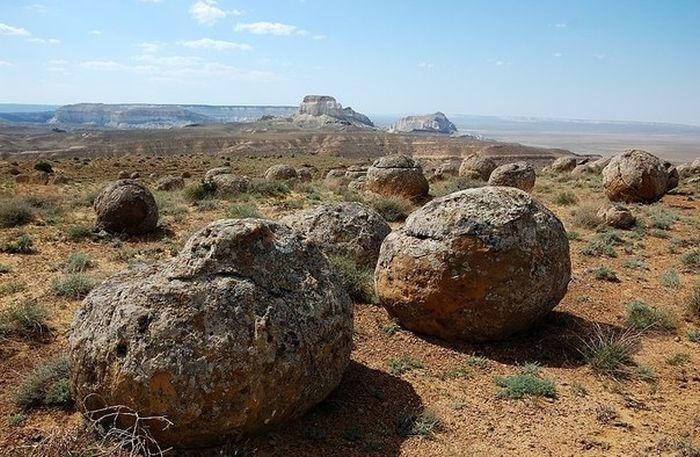 Mangystau, Kazakhstan Stone Balls 4