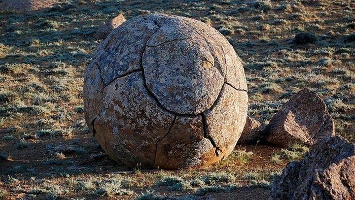 Mangystau, Kazakhstan Stone Balls 5