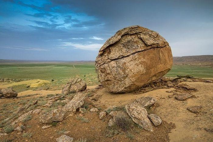 Mangystau, Kazakhstan Stone Balls 6