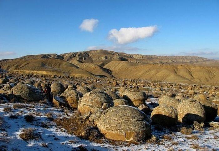 Mangystau, Kazakhstan Stone Balls 7