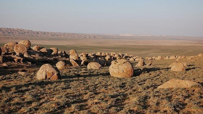 Mangystau, Kazakhstan Stone Balls 9