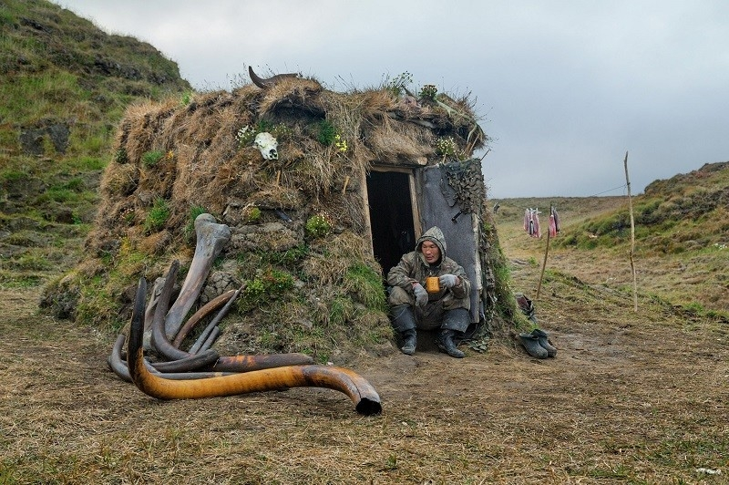 Mammoth Tusk Finder - Amazing Hut