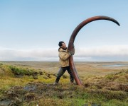 Mammoth Tusk Hunters Of Siberia