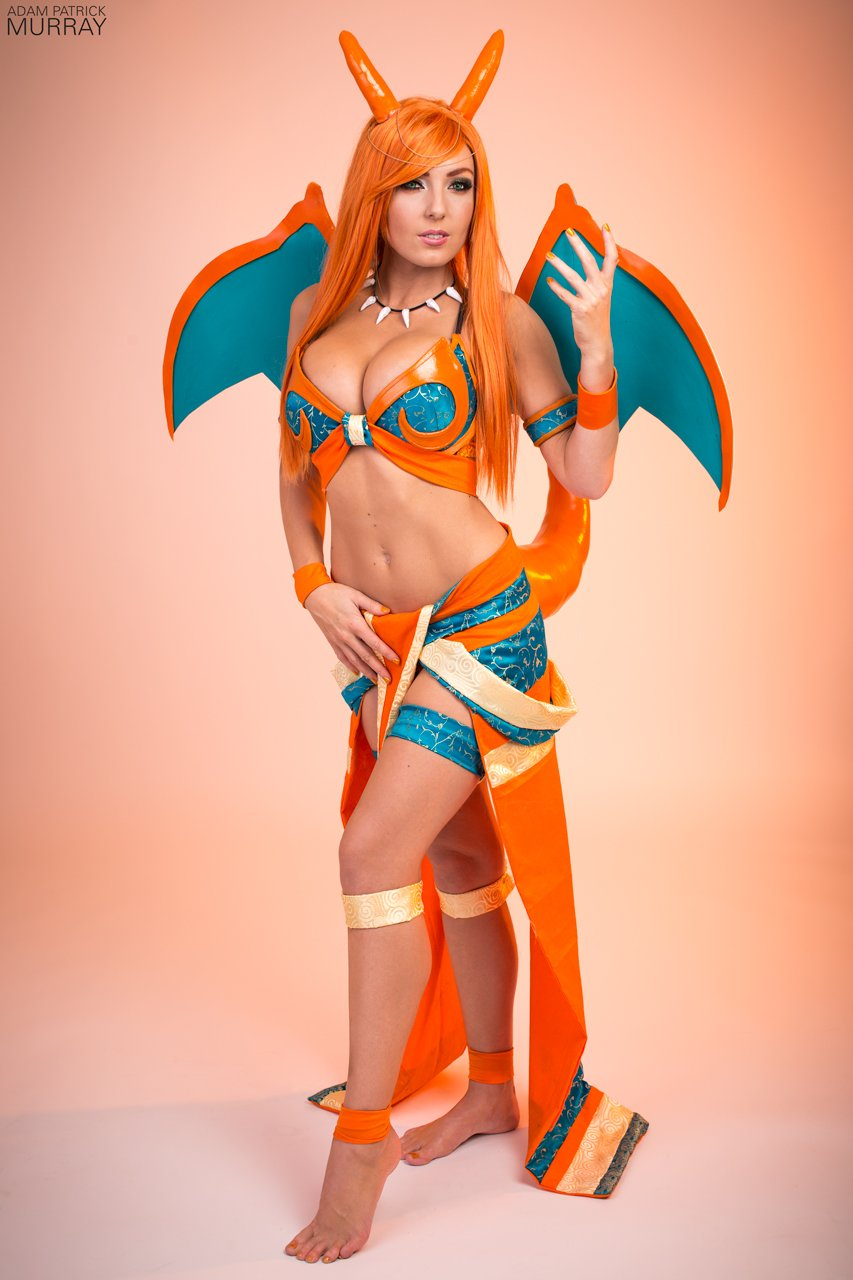 Pokemon Cosplay Best Worst - Charmander