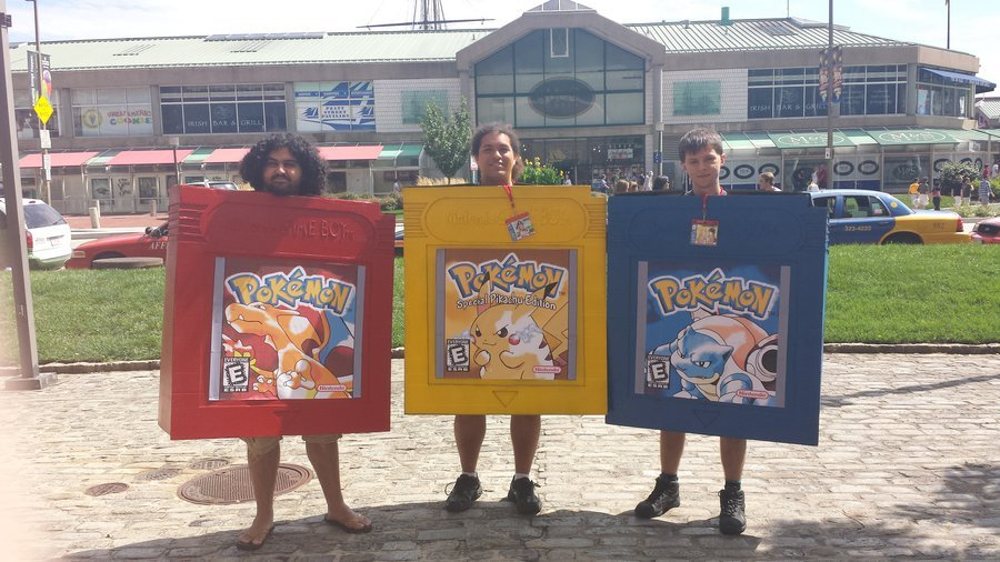 Pokemon Cosplay Best Worst - Dressed As Game
