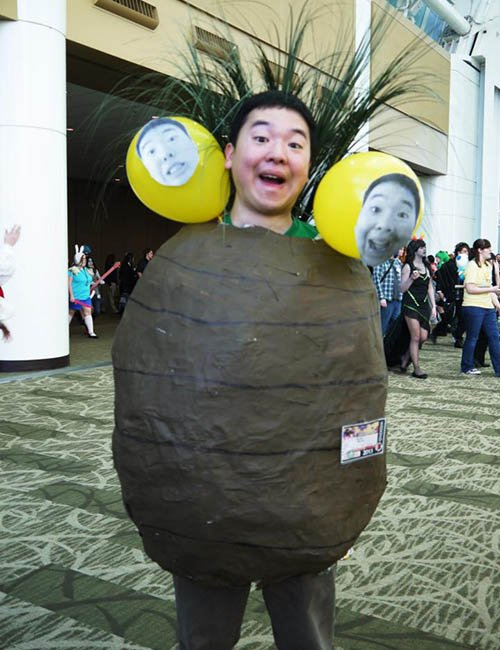 Pokemon Cosplay Best Worst - Pineapple Triple