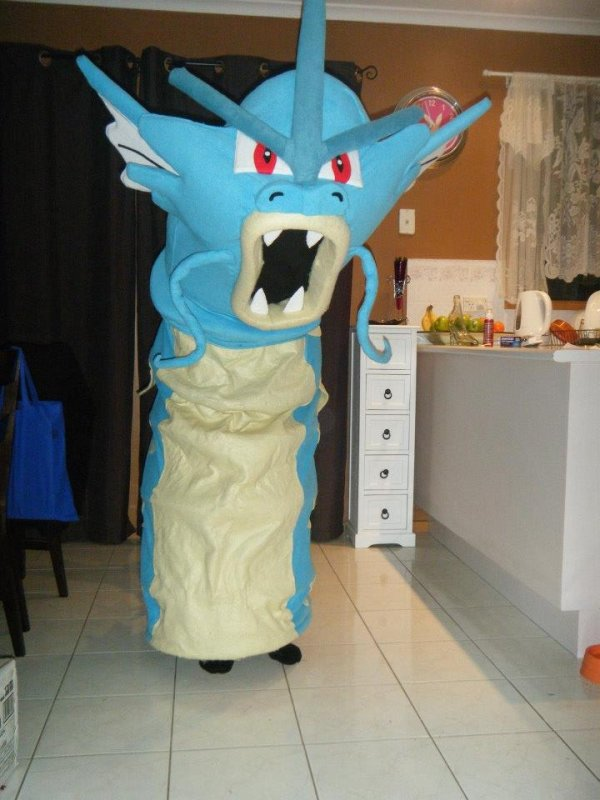 Pokemon Cosplay Best Worst - Turquoise Dragon