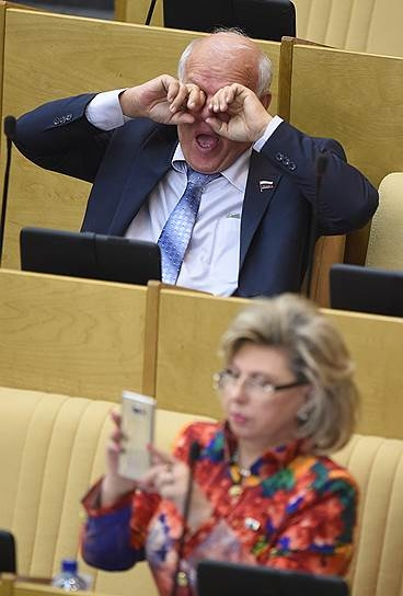 Russian Parliament Humour 1a