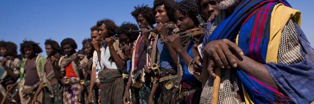 Danakil Depression - Dafar People