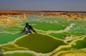 Danakil Depression Dallol