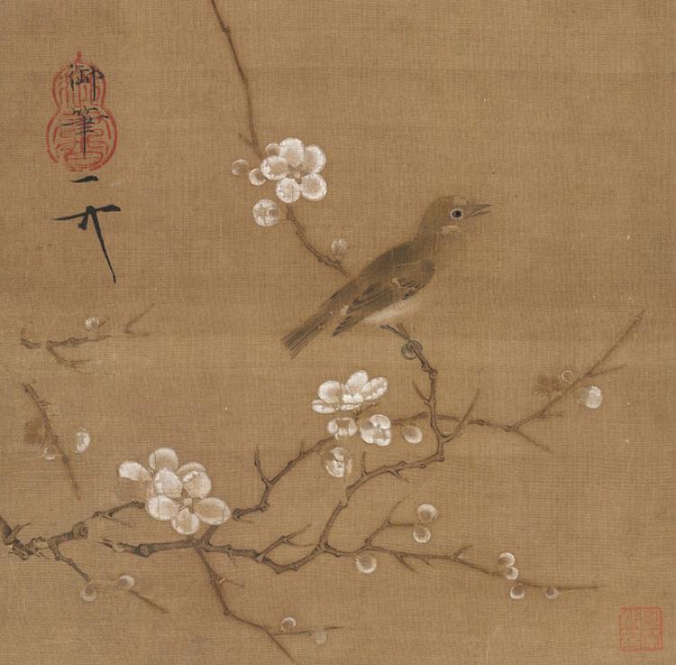 Old Paintings of Birds - Zhao Ji (趙佶, 1082–1135)