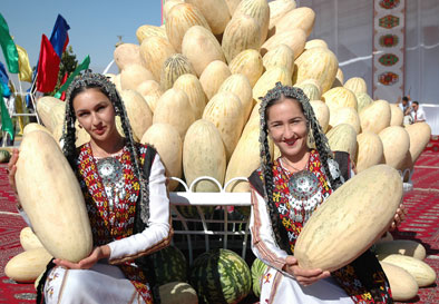 Turkmenistan Melon Day - History