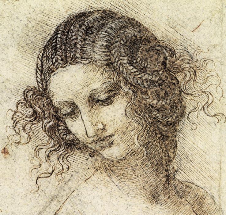 leonardo-da-vinci-sketches-leda