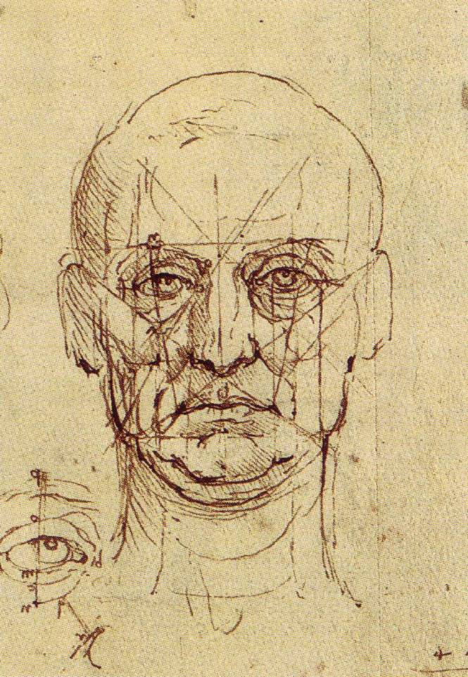 leonardo-da-vinci-sketches-face-and-eye