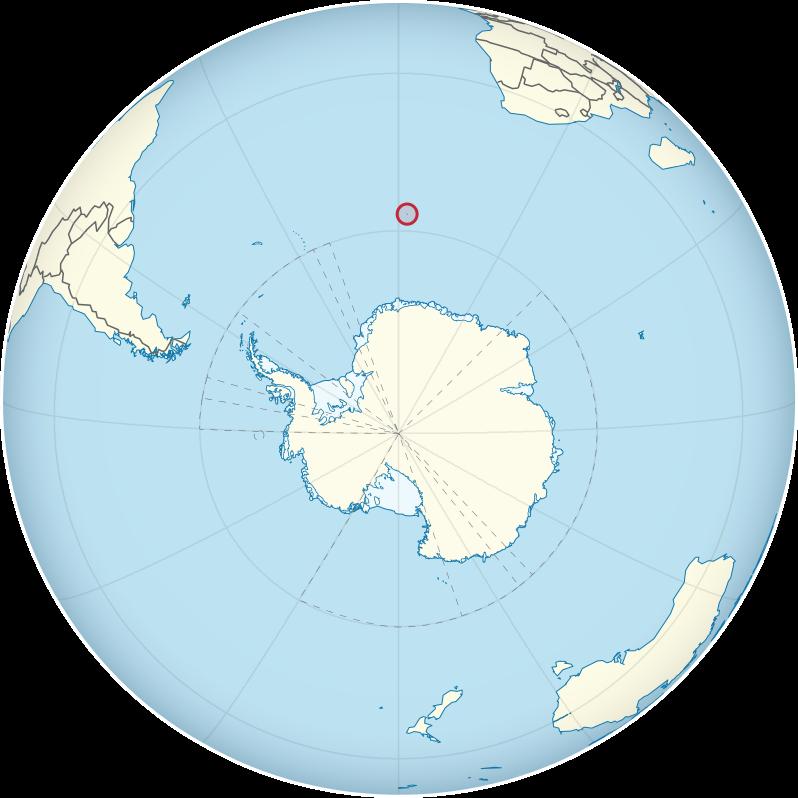bouvet-island-map-globe