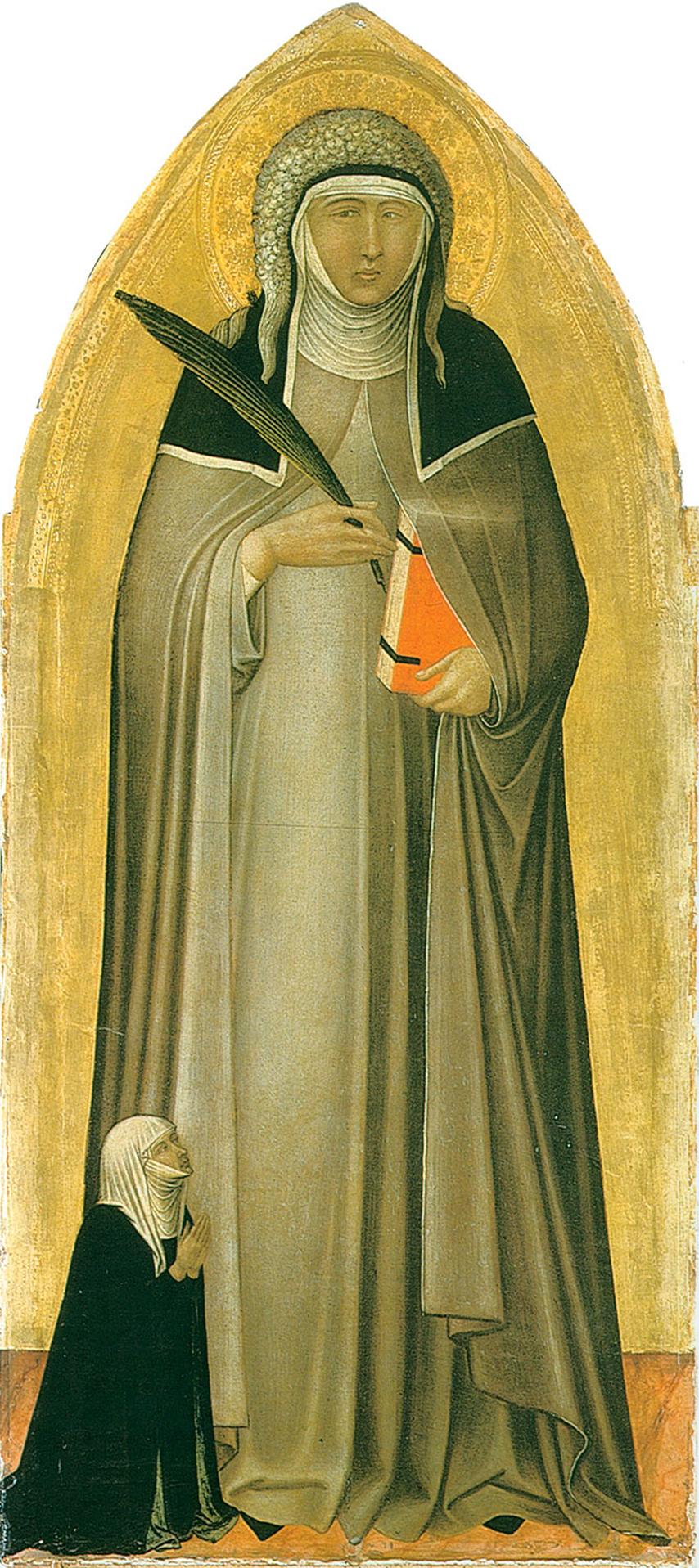 Pietro Lorenzetti - Humilitas