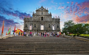 Macau: Not The Las Vegas Of The Orient