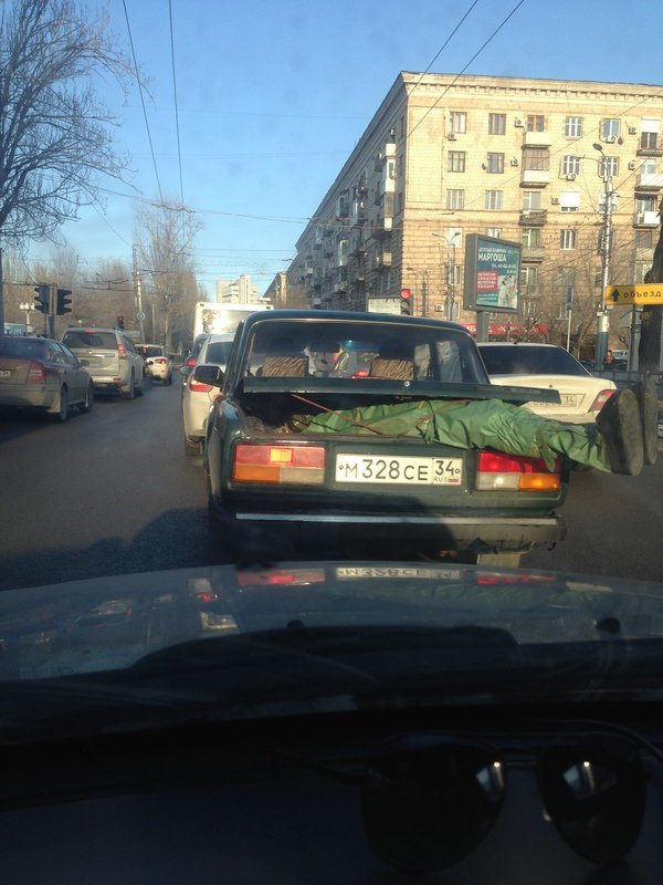 Awesome Russia - Man In Boot
